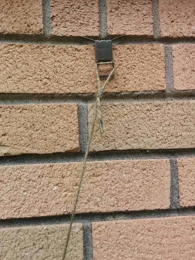 What Can I Use To Attach Christmas Lights To Brick 4 tested ways to hang things on a brick wall – no drill